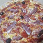 Pizza Magret 33cm
