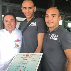 Championnat de Pizzas 2018