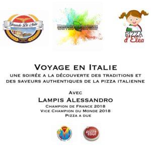 17 mai : Soirée Italienne !